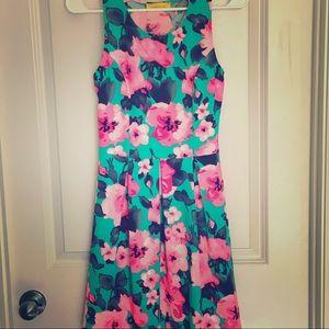 EUC Floral Dress
